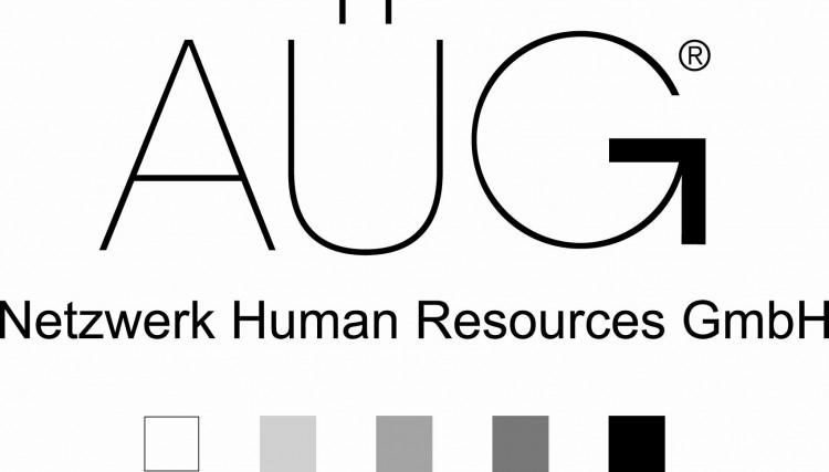 AÜG-Logo_Human Resource mit Schrift